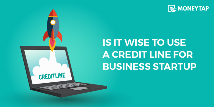 credit line for business startup
