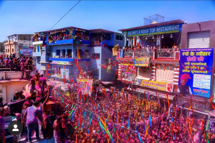 Holi in Pushkar || MoneyTap