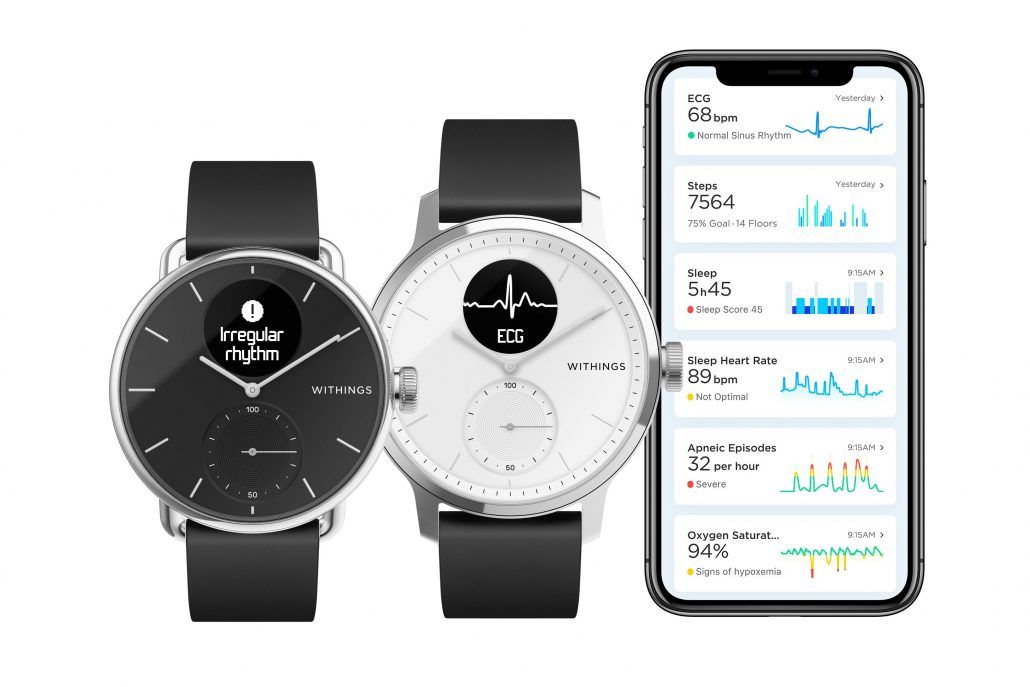 Withings ScanWatch- MoneyTap